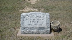 Blanche <I>Duncan</I> Avery