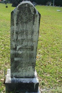 Rev Andrew Jackson Hearn