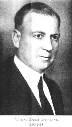 William Ernest Offutt, Sr