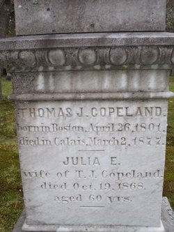 Thomas Jefferson Copeland