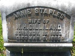 Annie Moon <I>Staples</I> Gilliland