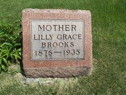 Lilly Grace <I>Richardson</I> Brooks