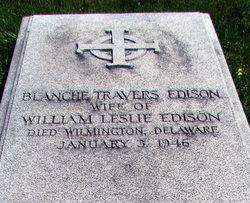 Blanche <I>Travers</I> Edison