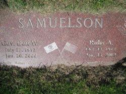 Ruby A Samuelson
