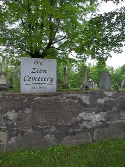 Zion United Church Old Cemetery