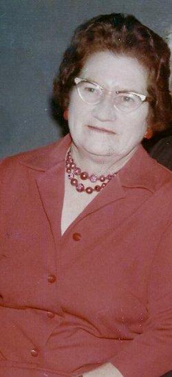Clarissa Martha <I>Tidwell</I> Harward Scow