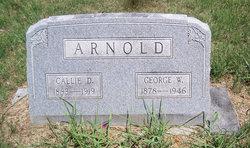George W. Arnold
