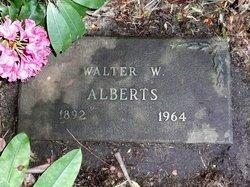 Walter William Alberts