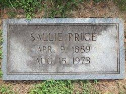 Sallie <I>Shanks</I> Price
