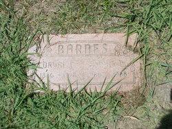 Orval Dircy Ernst Barnes