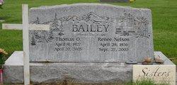 Renee <I>Nelson</I> Bailey