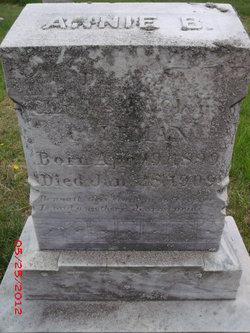 Annie B. Coleman