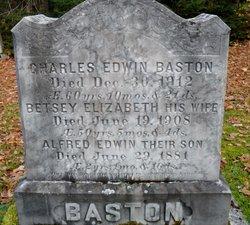 Alfred Edwin Baston