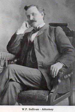 William P Sullivan