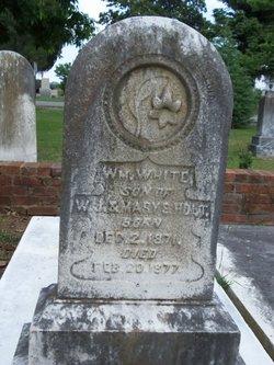 William White Holt, II