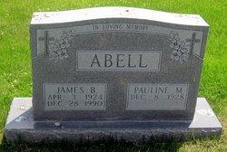 Elizabeth Pauline <I>Mudd</I> Abell