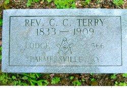 Rev Calvin C. Terry