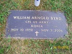 William Arnold Byrd