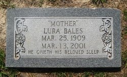 Lura <I>Tuggle</I> Bales
