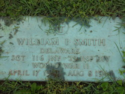 Sgt William Irving Smith