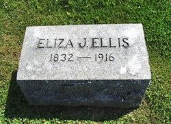 Eliza J. <I>Thompson</I> Ellis