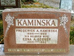Edna Anna <I>Oberer</I> Kaminska