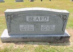 "Melvina Ann ""Vina"" <I>Neal</I> Beard"