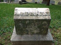 Annie <I>Bradley</I> Wood