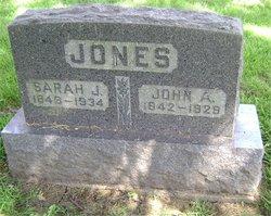 Sarah Jane <I>Duer</I> Jones
