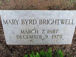 Mary Byrd Brightwell