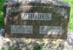 Cora Adda <I>Jones</I> Rhodes