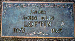 John Elias Loftin