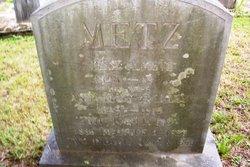 Anna Mary <I>Mickley</I> Metz