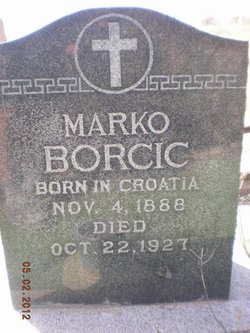 Marko Borcic