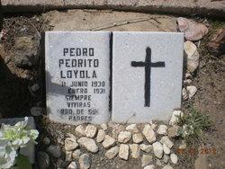 """Pedro """"Pedrito"""" Loyola"""