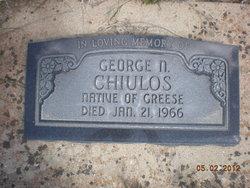 George N Chiulos