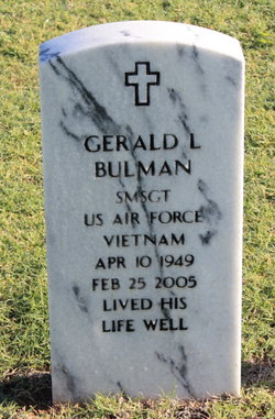 "Gerald Lavelle ""Jerry"" Bulman"