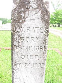 J W Bates