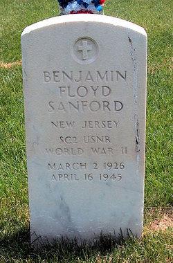 Benjamin Floyd Sanford