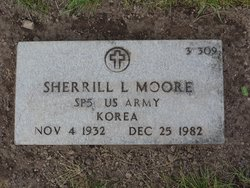 Sherrill Lee Moore