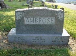 Harriet <I>McInturff</I> Ambrose