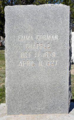 Emma Gorman Chapple