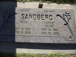 Harriet <I>Blake</I> Sandberg