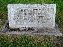 Abby Chatten <I>Allison</I> Bennett