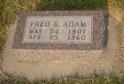 Fred Reinhard Adam