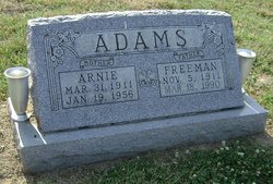 Freeman Adams