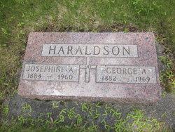 George A Haraldson