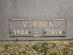 Verdun <I>Stott</I> McCoy