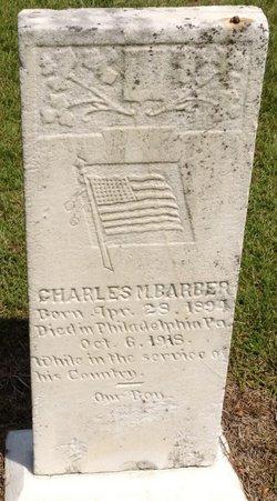 Charlie M. Barber