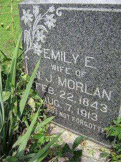 Emily Emma <I>Banks</I> Morlan